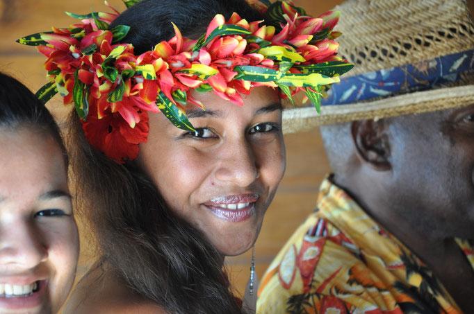 Danseuse Melanesienne