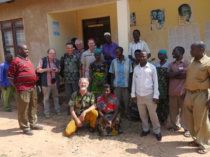 Meeting Dorfgemeinschaft Kalinzi