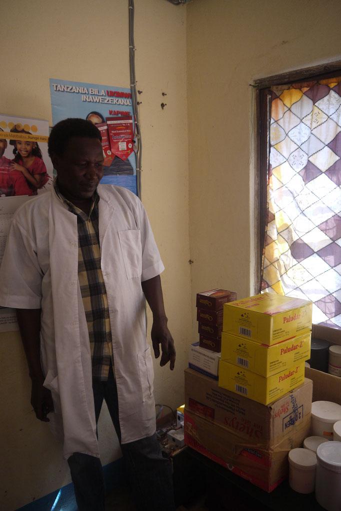 Malariamittel für 80€ kann 300 Patienten helfen