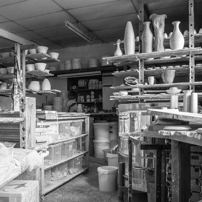 Atelier à Mont-Dauphin
