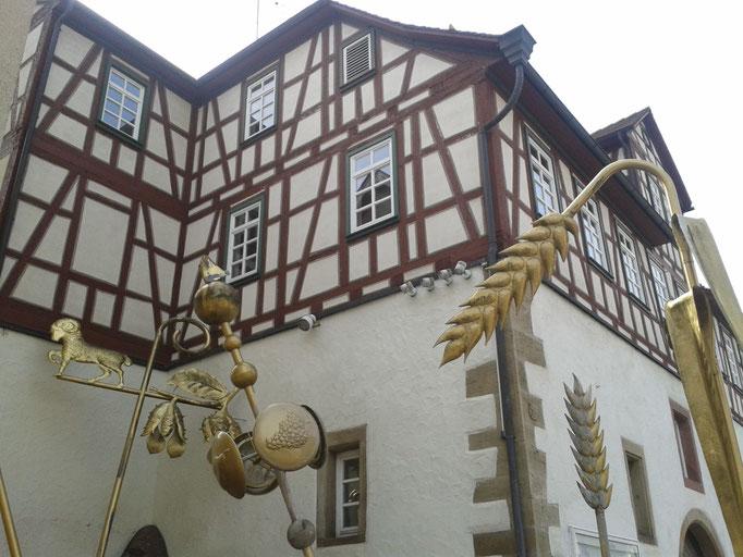 Alte Kelter in Mönsheim