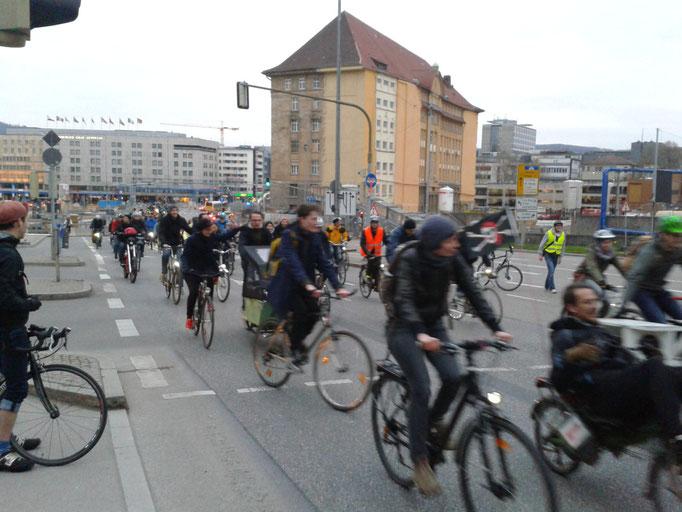 01.04.16 CM unterwegs auf der Heilbronner Straße