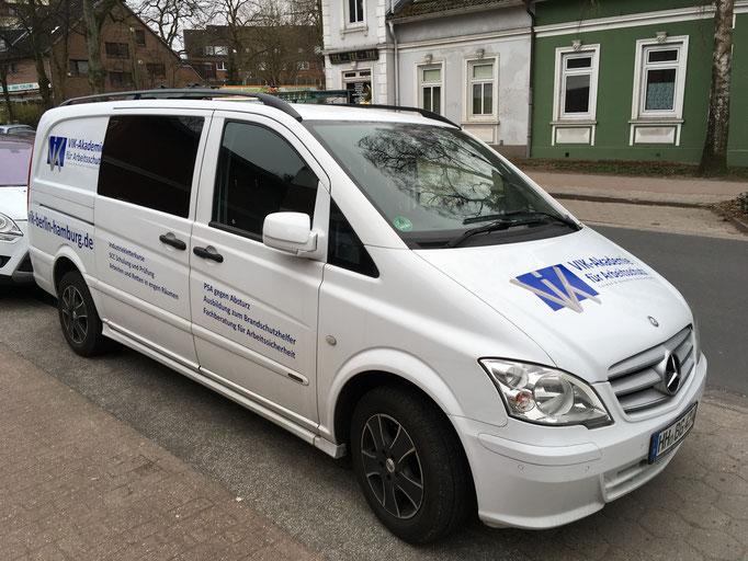 Fahrzeugfolierung VIK