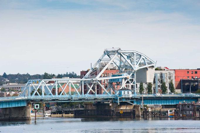 Canada Victoria Harbour Bridge
