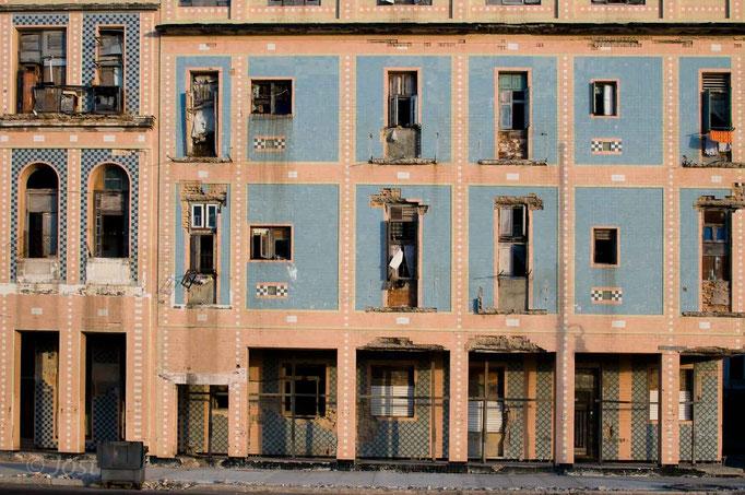 Havanna Cuba Historic Buildings