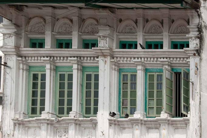 Penang Malaysia Alte Streethouse