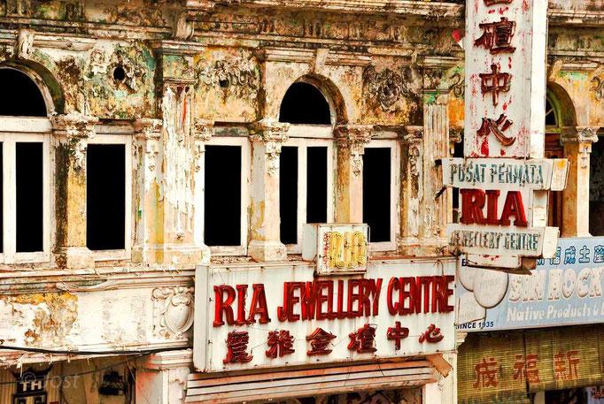 Penang Malaysia Chinese Story Houses