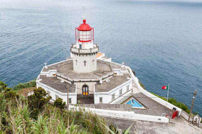 Leuchtturm auf den Azoren