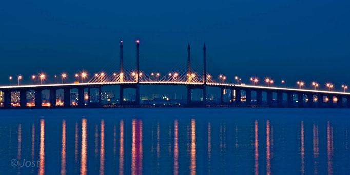 Malaysia Penang Bridge 1