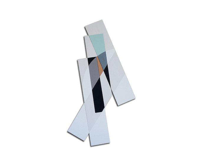 Acrylique sur toile - 130x95x4 cm