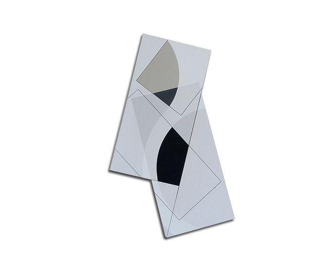 Acrylique sur toile - 100x70x4 cm