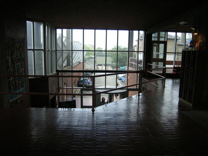 エントラン・ホール2階