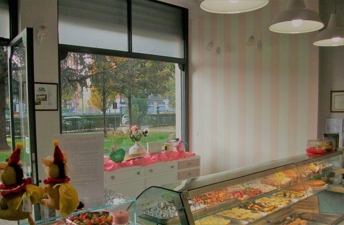 Pasticceria di  Via Mecenate 25 a Milano inaugurata nel 2015