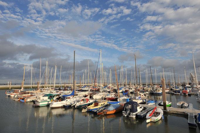 Juister Hafen
