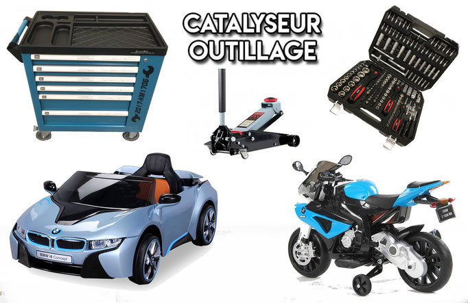 Cataliseur Outillage