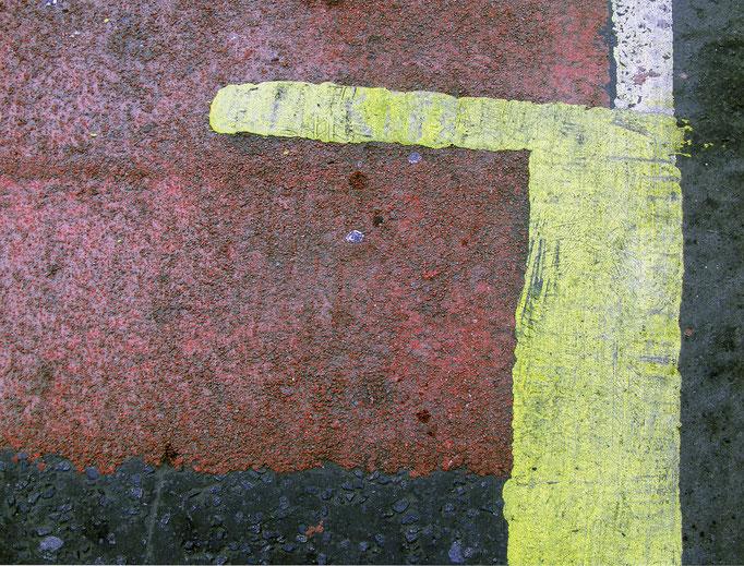Zeichen II   2004 | 37 x 28 cm