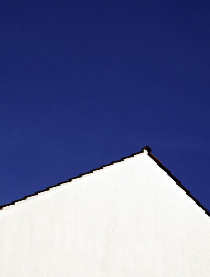 Stader Giebel I   2004 | 28 x 37 cm