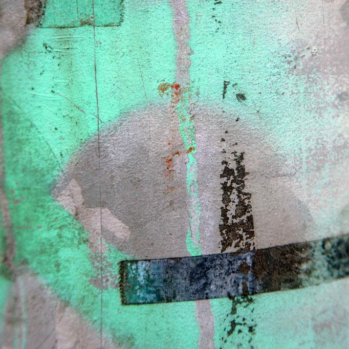 Annäherung   2008 | 28 x 28 cm