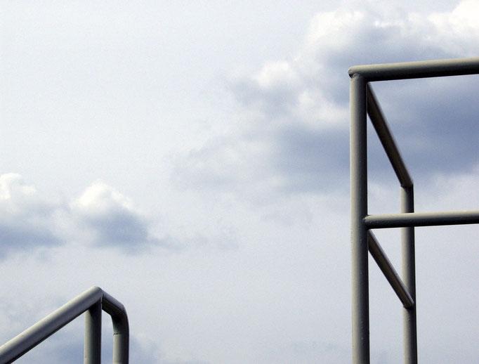 Himmelsgeländer   2004 | 37 x 28 cm
