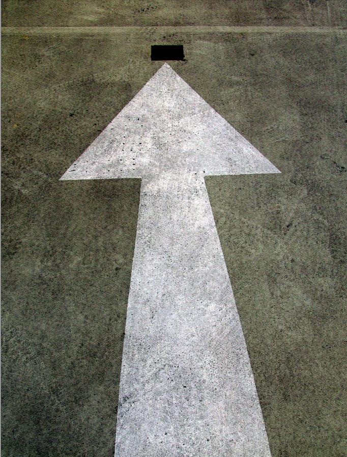Zeichen IV   2005 | 28 x 37 cm