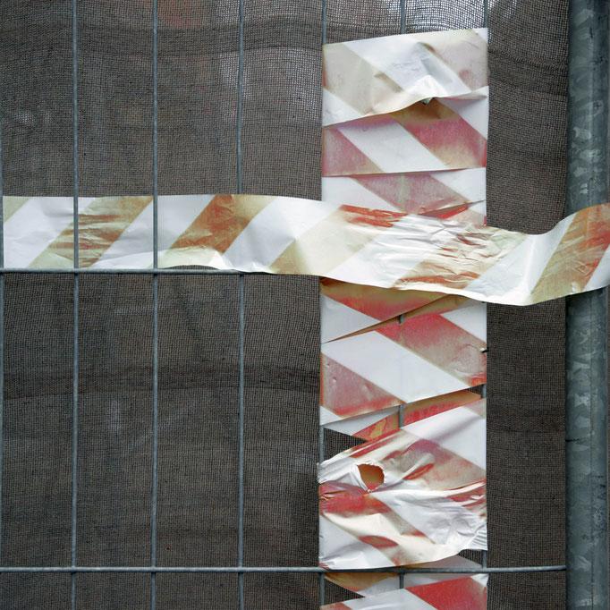 Bauzaun   2009 | 28 x 28 cm