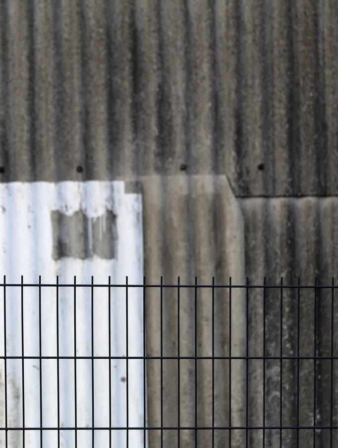 Unschärfe, scharf bewacht   2013 | 28 x 37 cm