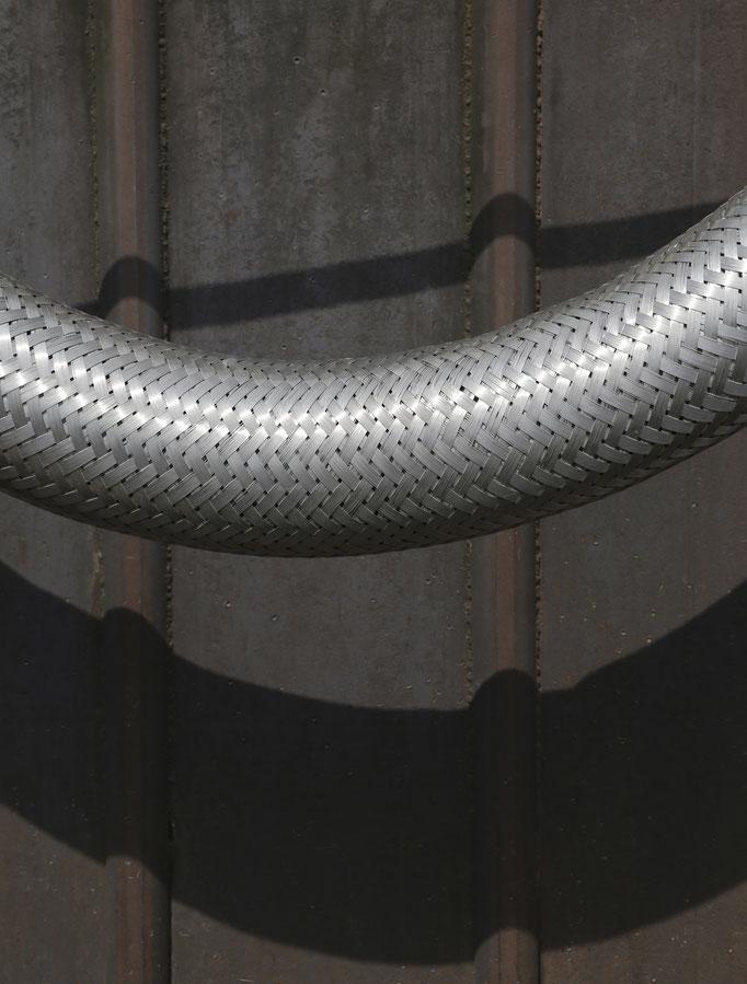 Schlauch   2013 | 28 x 37 cm