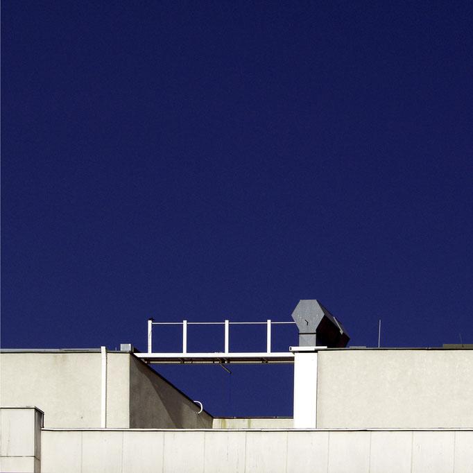 Hamburger Dach   2004 | 37 x 28 cm