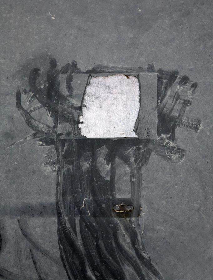Die andere Seite des Stoppschildes   2007 | 28 x 37 cm
