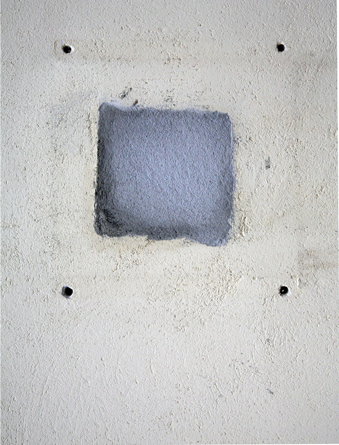 Ästhetik der Fehlstelle III   2008 | 28 x 37 cm