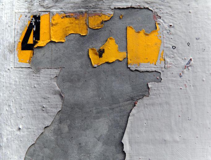Charakterkopf nebst Inhalt   2012 | 37 x 28 cm