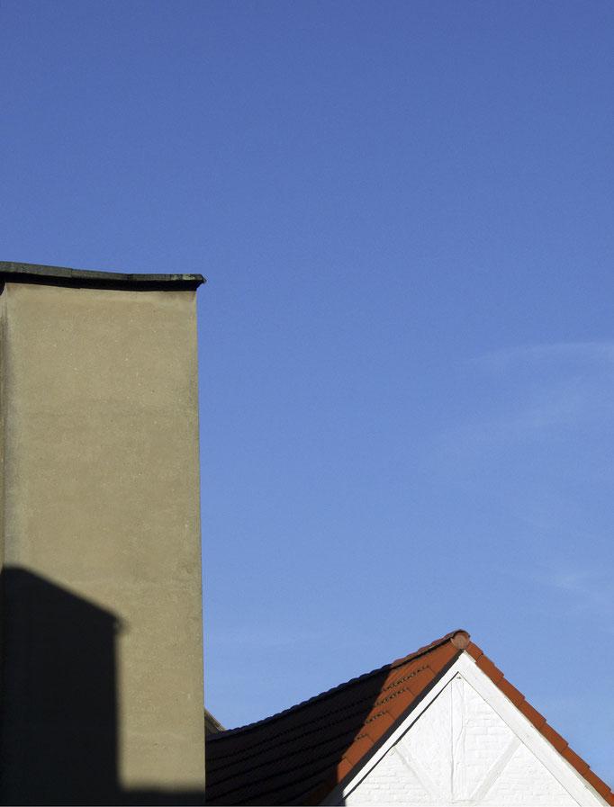 Stader Giebel II   2005 | 28 x 37 cm