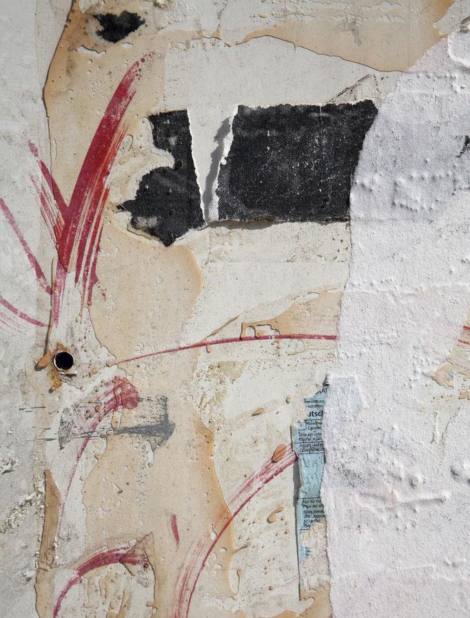 Abstraktion auf Schaltkasten II   2008 | 28 x 37 cm