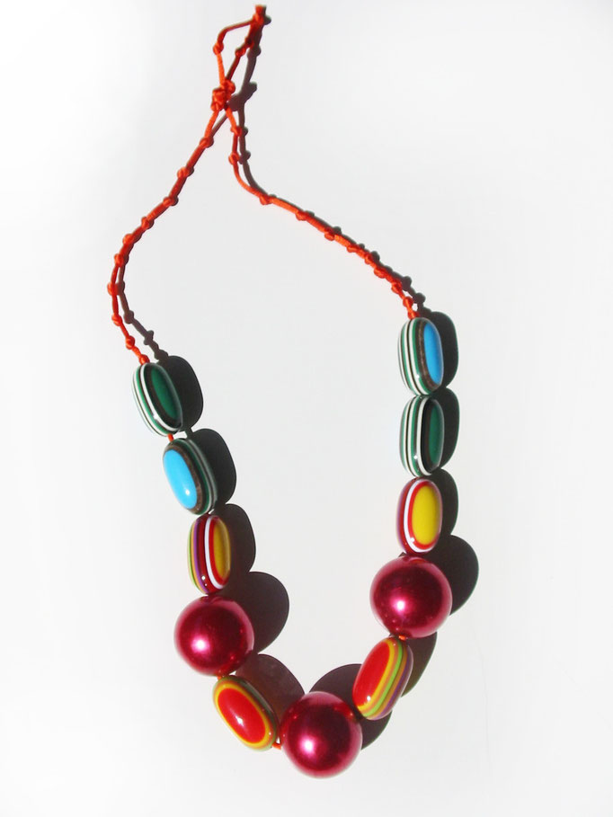 bespoke necklace, handmade in rome, handmade in italy, hearth, fashion accessori