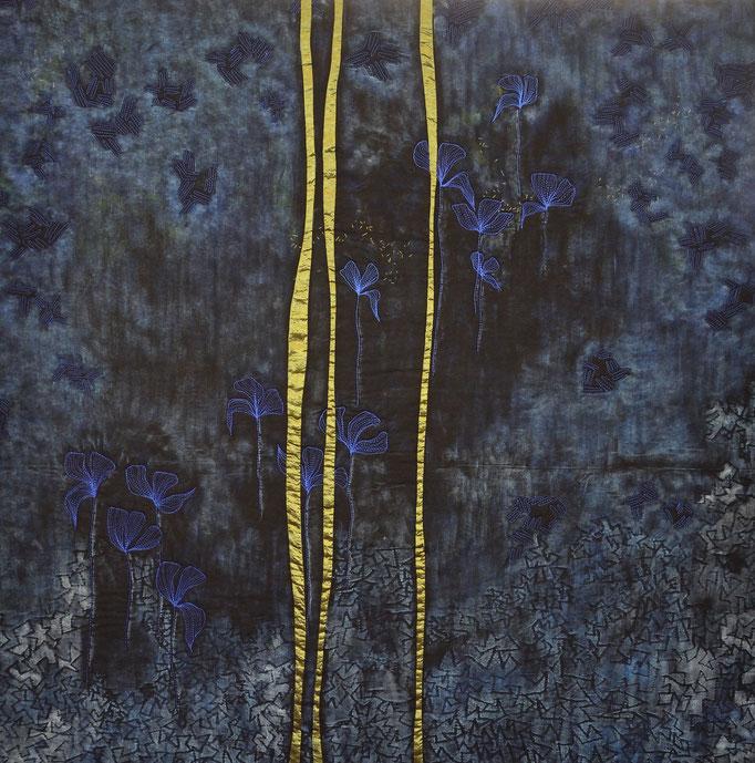 Flora 7, 2010, 101 x 101 cm [verkauft]