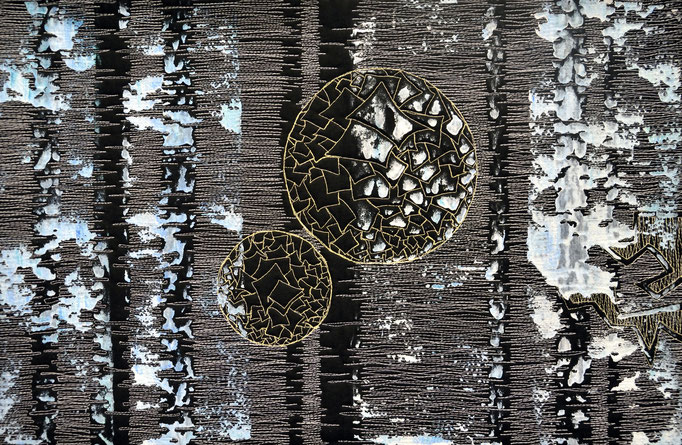 Fragment 3, 2013, 30 x 45 cm