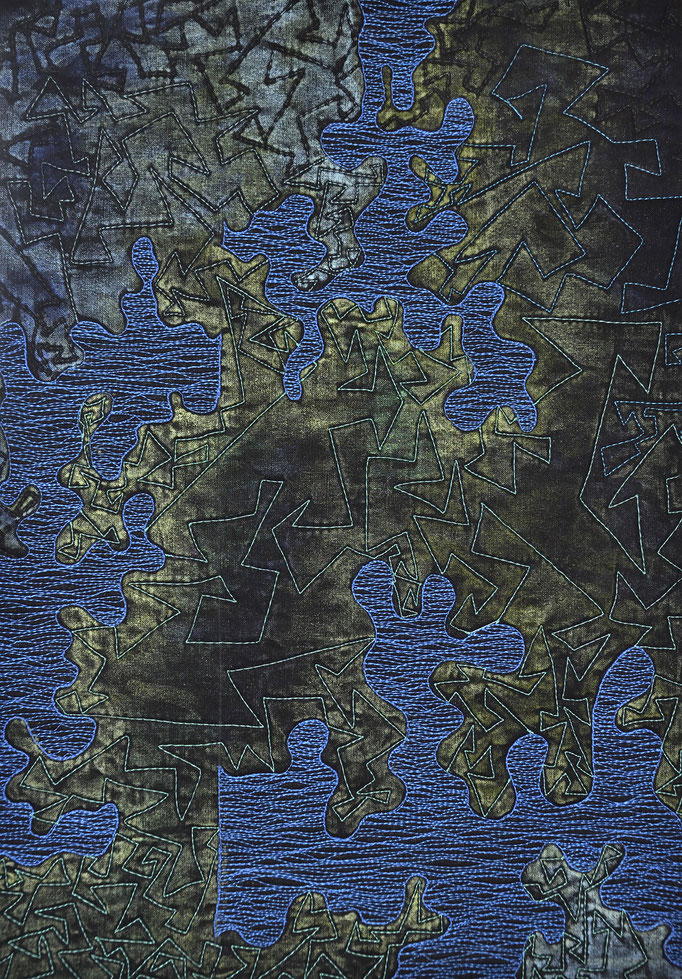 Fragment 4, 2013, 46 x 21 cm