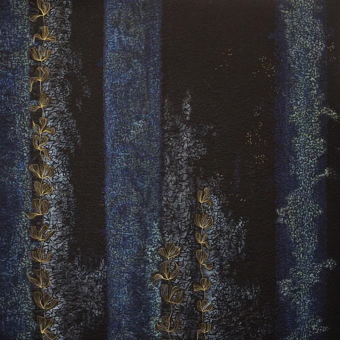 Open Air, 2010, 105 x 105 cm