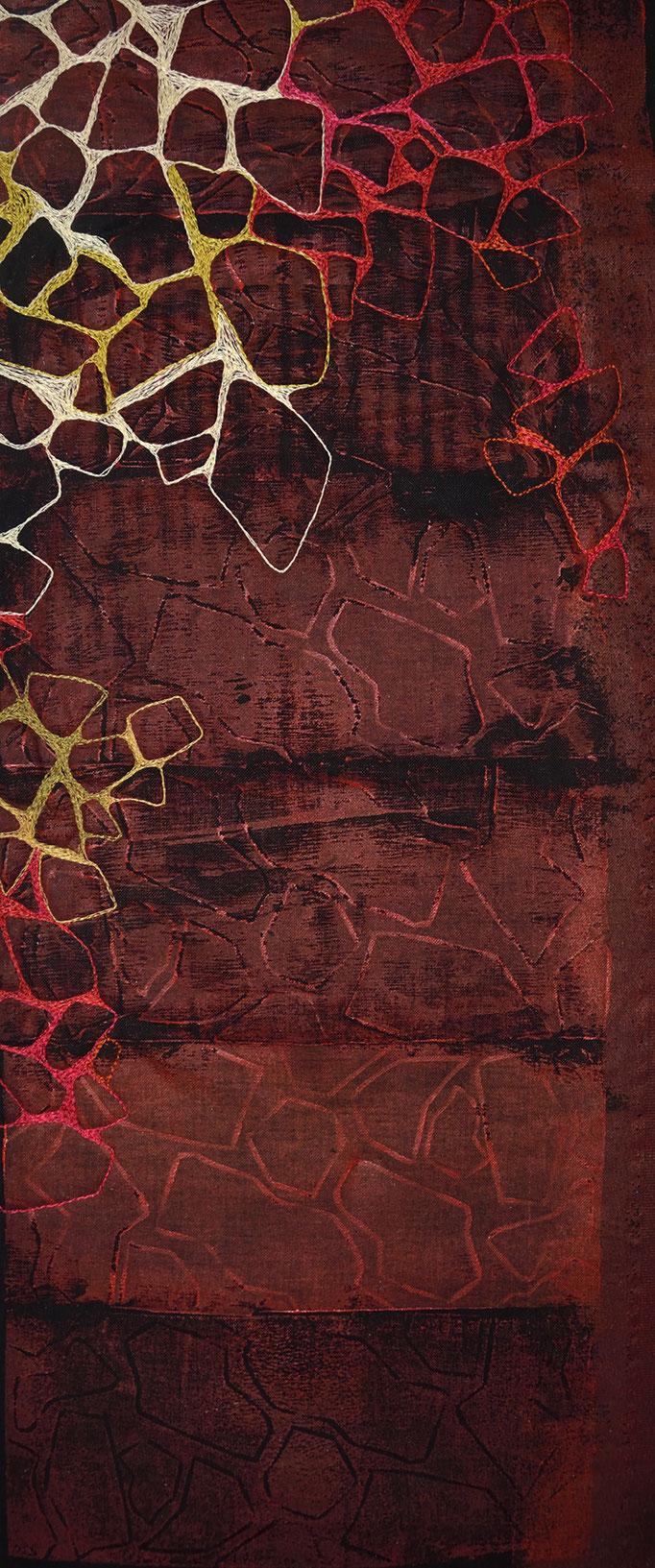 Fragment 14, 2016, 45 x 18 cm
