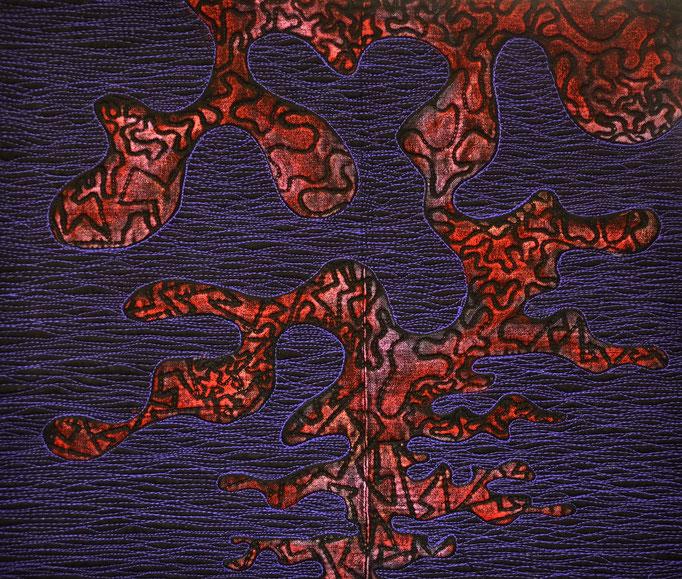 Fragment 1, 2013, 27 x 32 cm