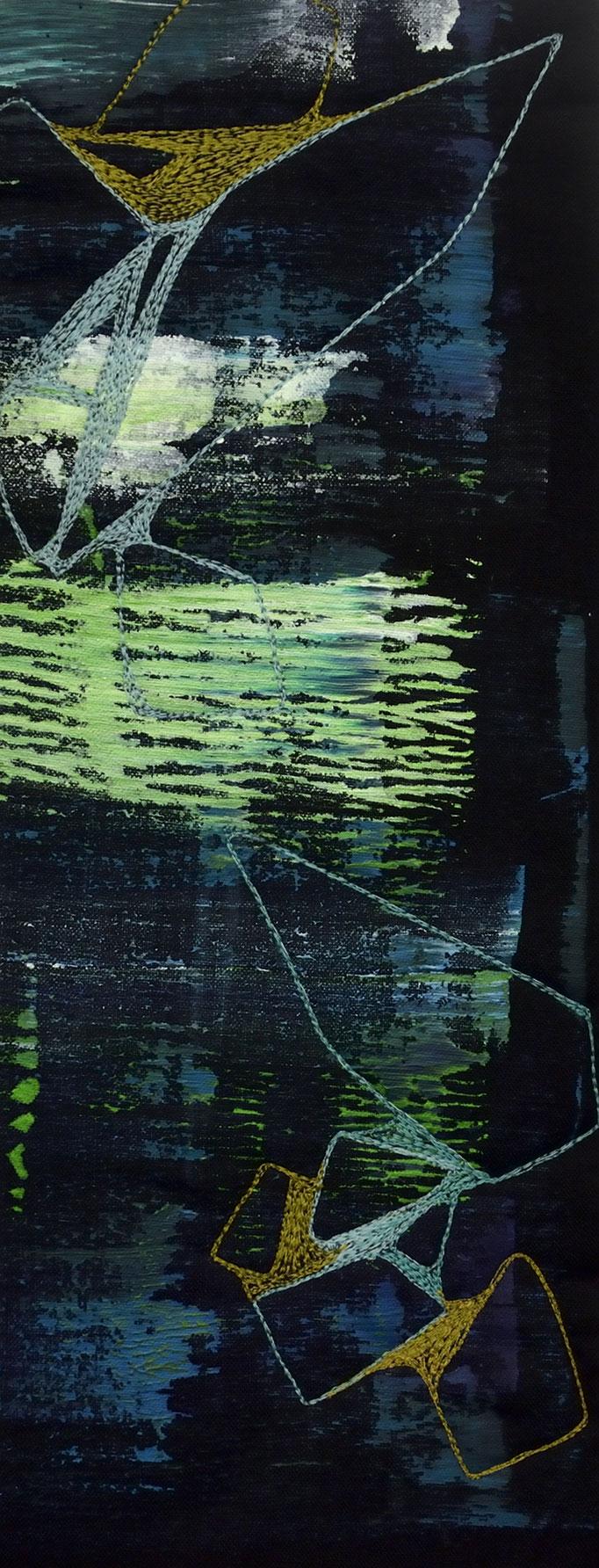 Fragment 15, 2017, 26 x 10 cm