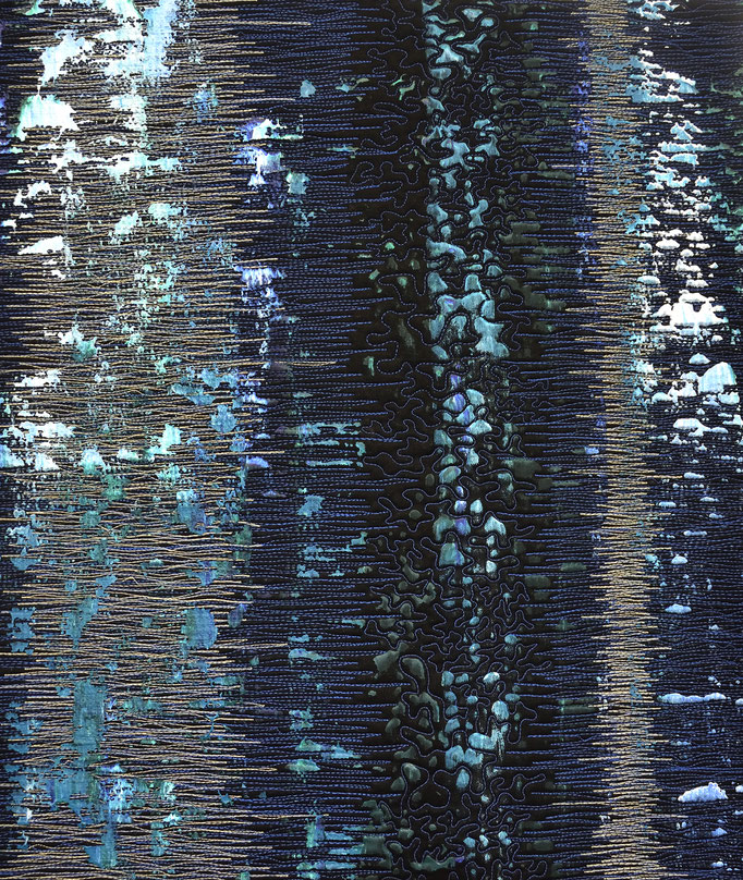 Fragment 11, 2015, 45 x 73 cm