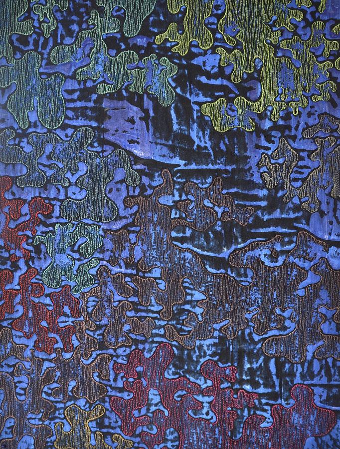 Fragment 5, 2014, 46 x 34 cm