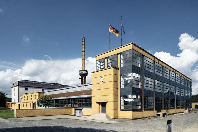 Fagus-Werk (1911), Architekt: Walter Gropius Foto © Tillmann Franzen / VG Bild-Kunst