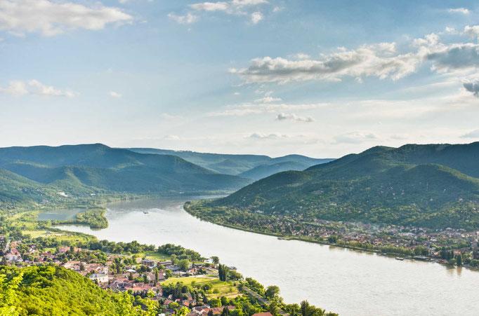 Donauknie © Hungarian Tourism Association