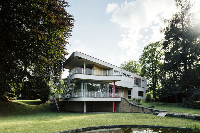 Haus Schminke (1930), Architekt: Hans Scharoun © Tillmann Franzen