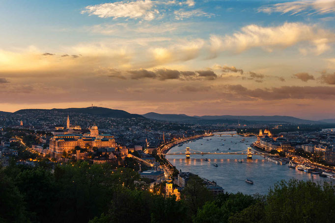 Budapest ©Hungarian Tourism Association