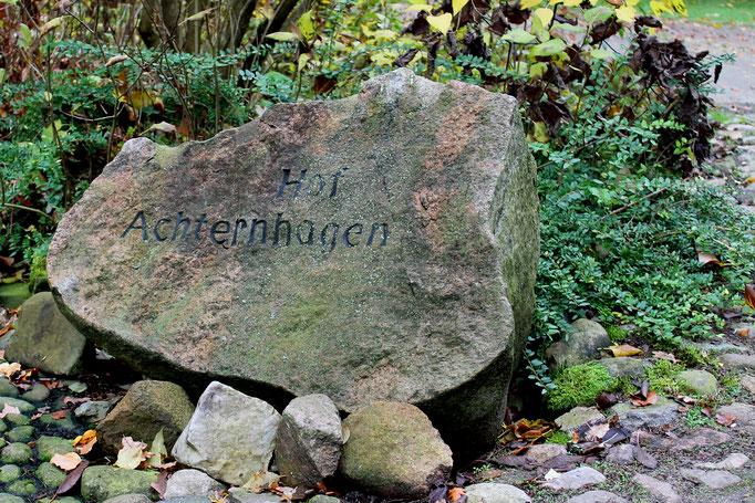 Herzlich Willkommen am Hof Achtern Hagen