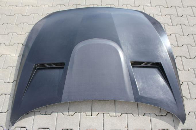 Motorhaube mit M4 Powerdome DTM-Style