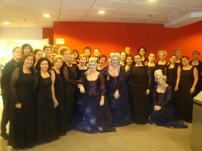 """La Flauta Mágica 2011 con mi querido """"Amici Musicae"""""""